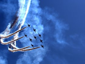Aerobatic Formation Team