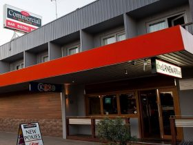 Great accommodation, great food available at The Commercial Hotel Chinchilla