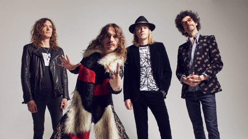 The Darkness Pic of Band