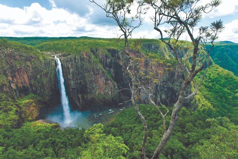 Wallaman Falls NQ