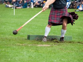 Discover Highland Games at The Gathering