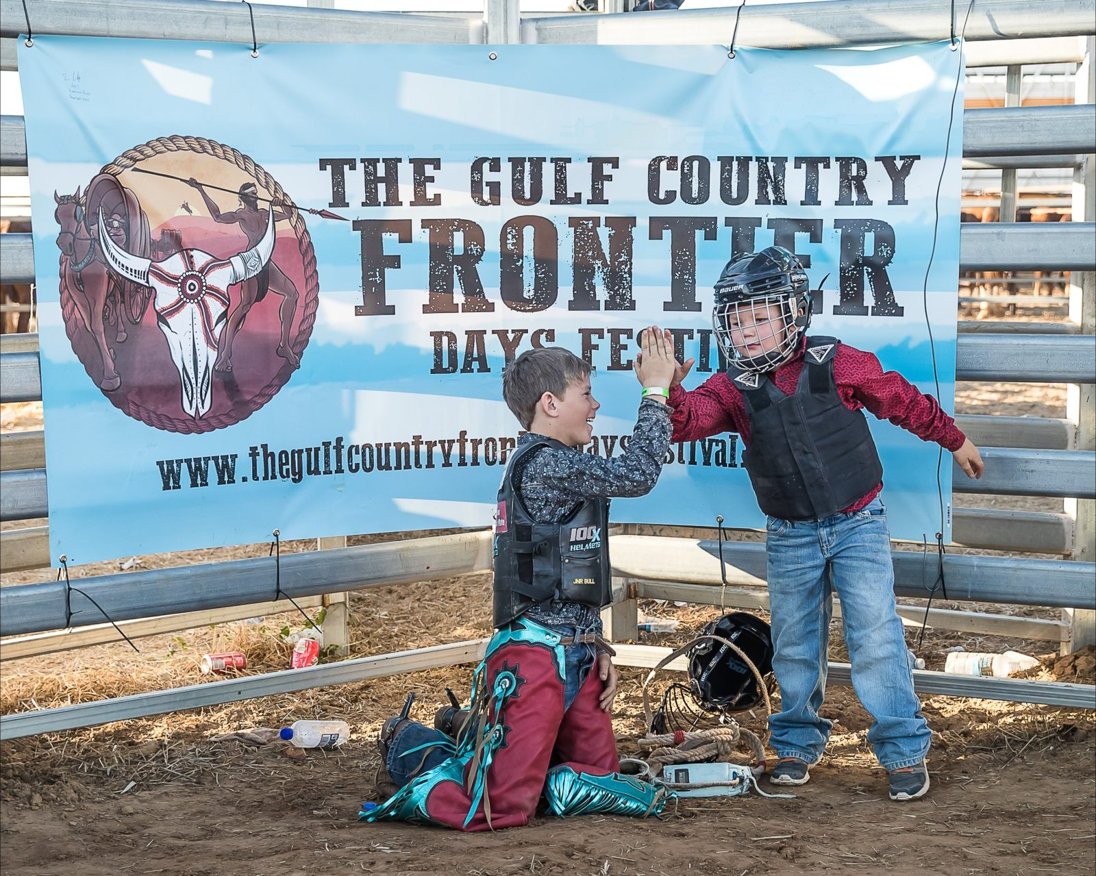 The Gulf Country Frontier Days Festival