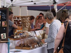 The Handmade Expo Market - Forest Hill. Boutique Market held in the Lockyer Valley.