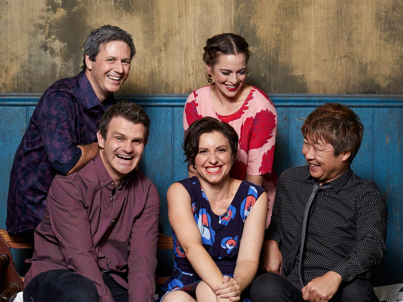 THE IDEA OF NORTH. PRESENTS. with special guests, Brisbane Birralee Voices