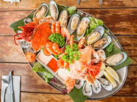 Deluxe Seafood Platter for 2