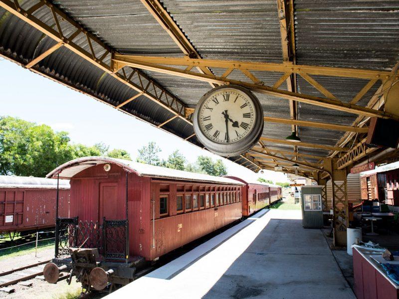 Rosewood Railway Museum, Ipswich