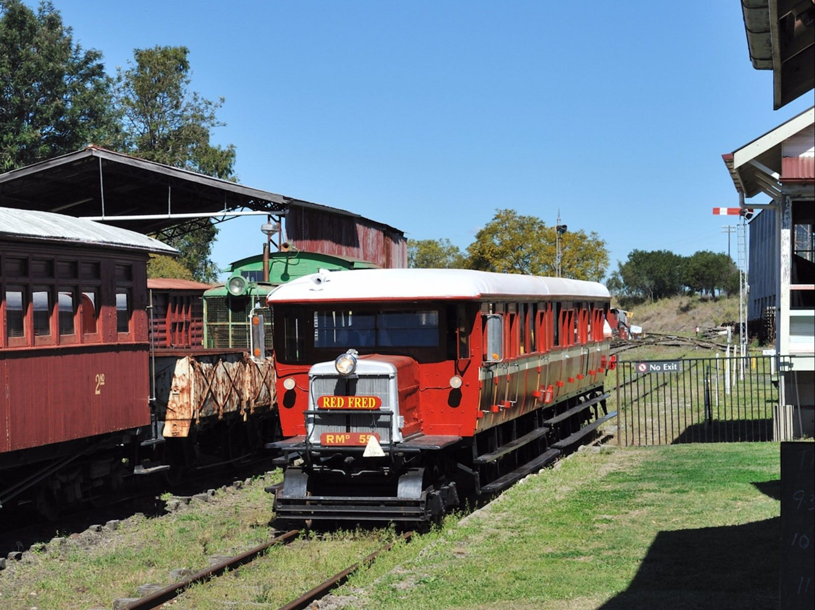 The Rosewood Railway