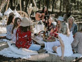 Luxury Picnics at The Soul Nook Collective