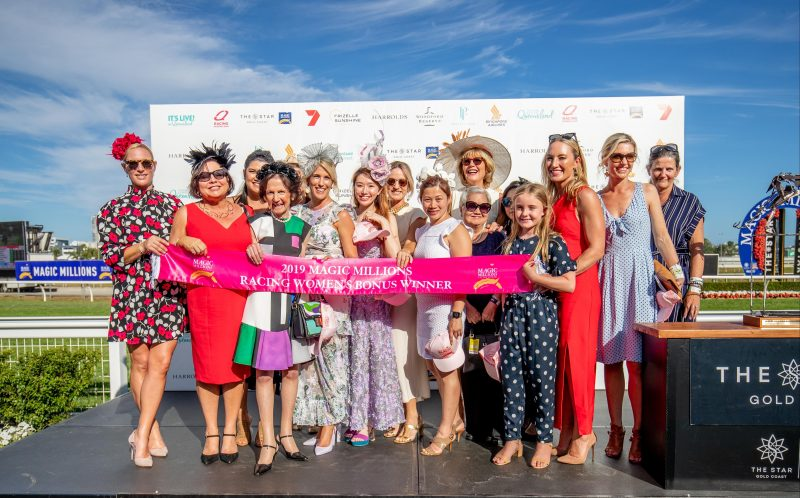 Magic Millions Racing Women