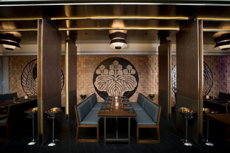 The Stars' new restaurant Kiyomi
