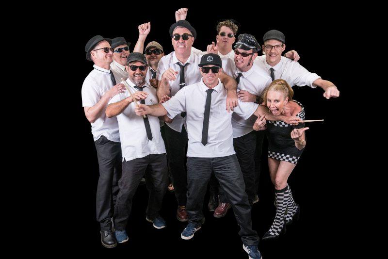 The Sunny Coast Rude Boys - playing Sat 25 January at The Imperial Hotel Eumundi