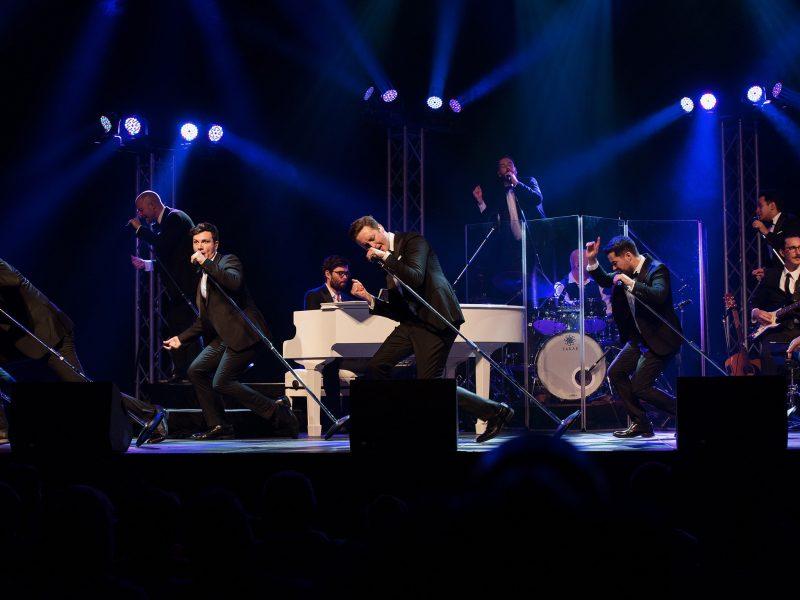 The TEN Tenors in Concert
