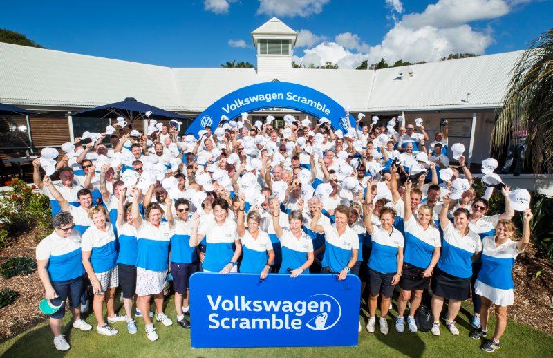 Volkswagen Scramble