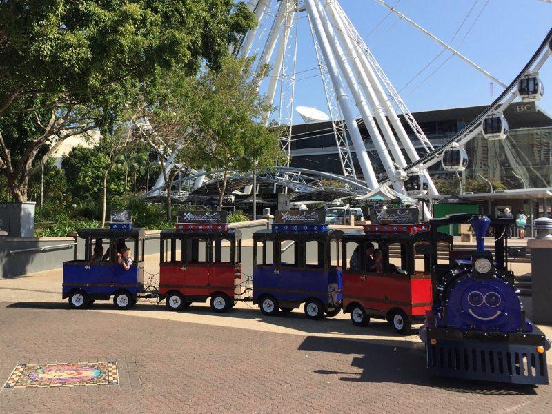 Xpress Fun Train