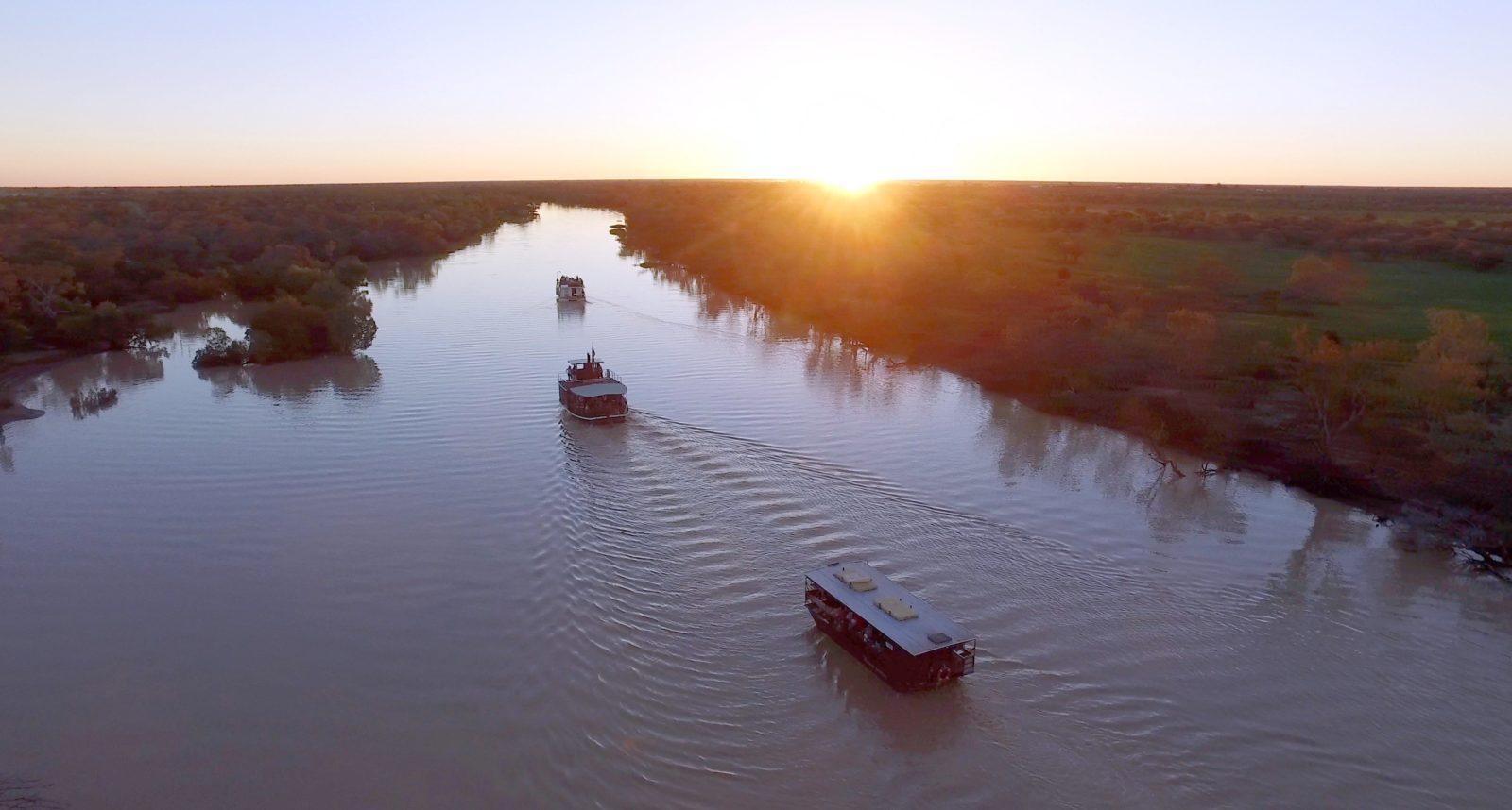 Thomson River Cruising