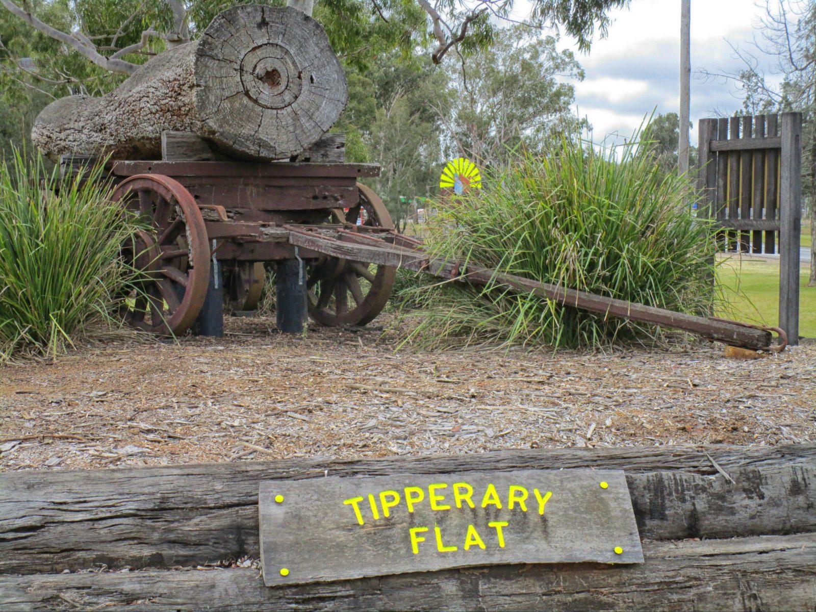 Nanango, South Burnett, Tipperary Flat