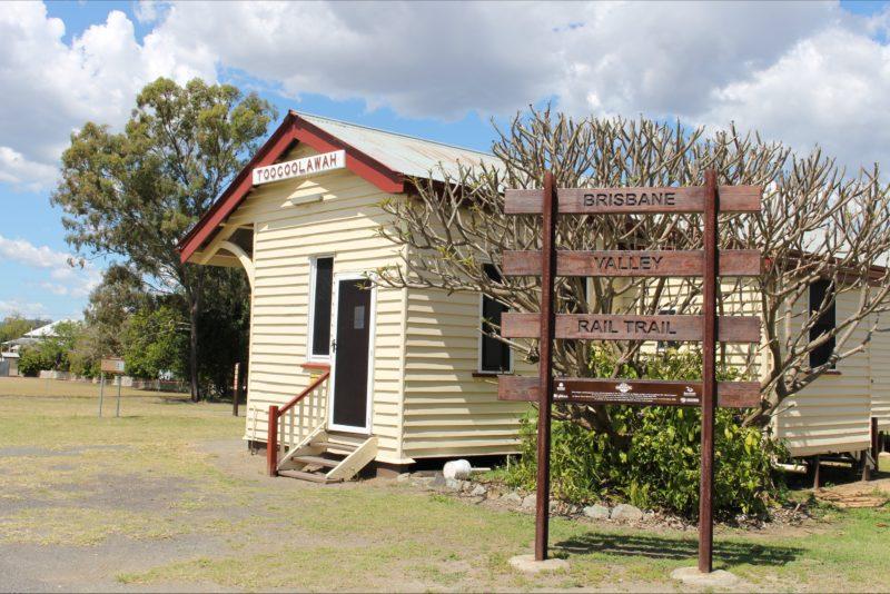 Toogoolawah Railway Museum