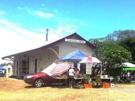 Toogoolawah Railway Markets