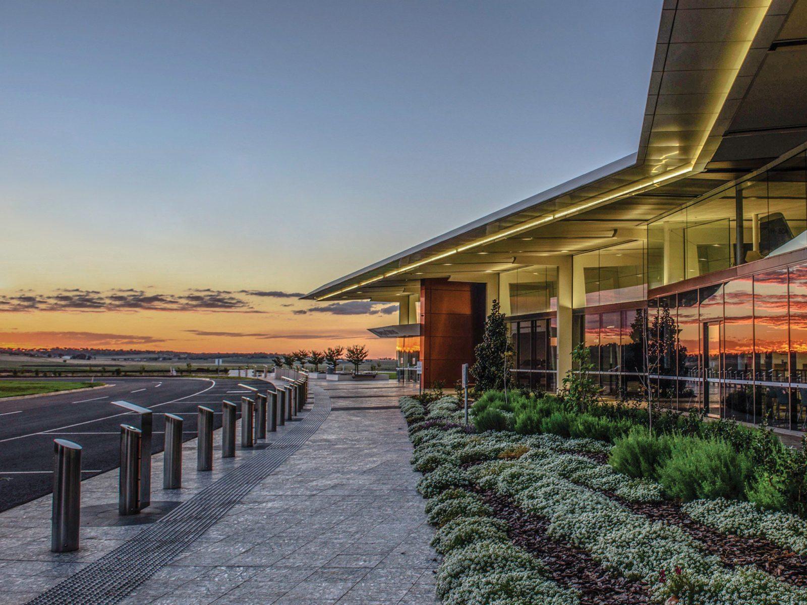 Toowoomba Wellcamp Airport Terminal