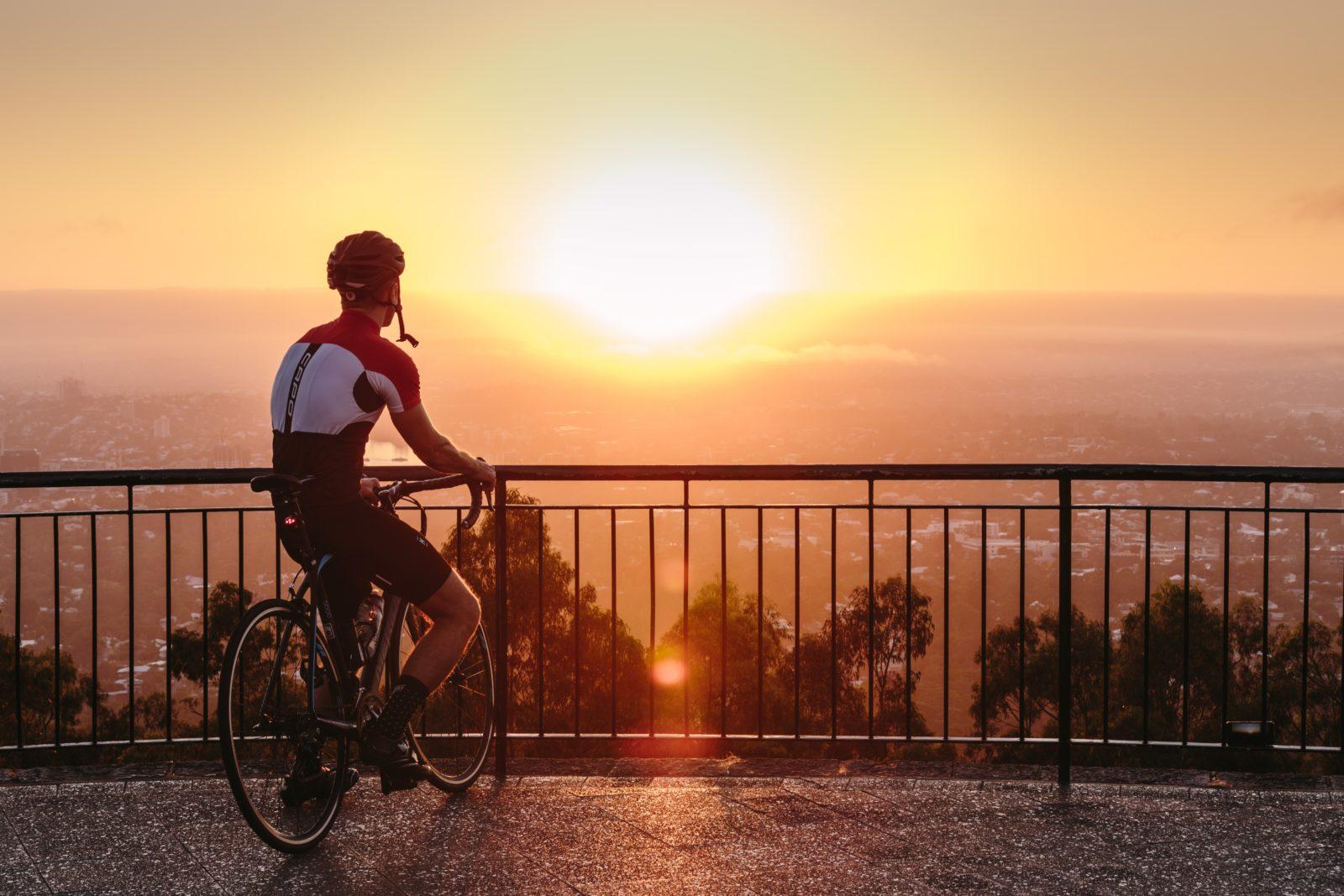 Coottha Cycle Sunrise