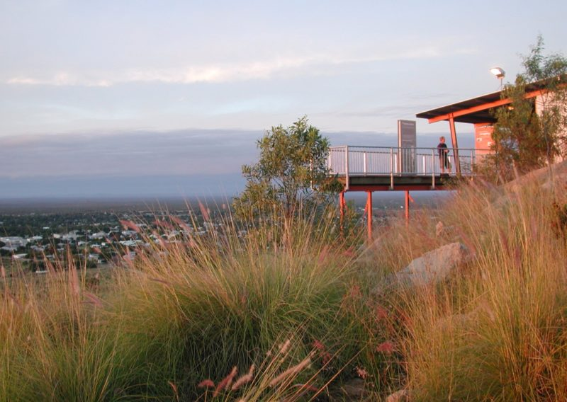 Towers Hill Lookout and Amphitheatre