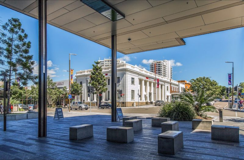 Townsville Bulletin Square Visitor Information Centre