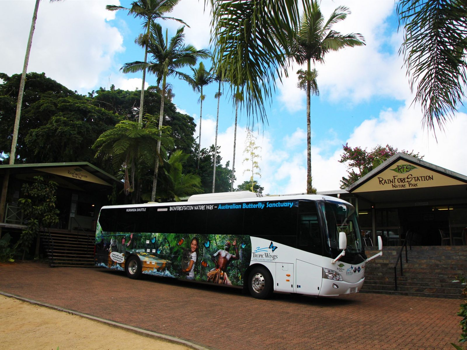 Tropic Wings Cairns Tours and Charters