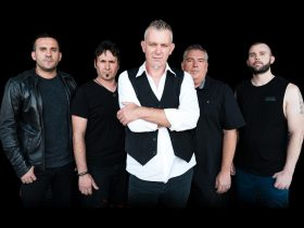 Two Fires: The Chisel/Barnes Show live at The Ville Resort-Casino