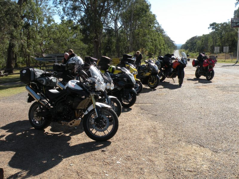 The Putty Road, NSW