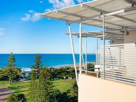 View at ULTIQA Shearwater Resort on Kings Beach