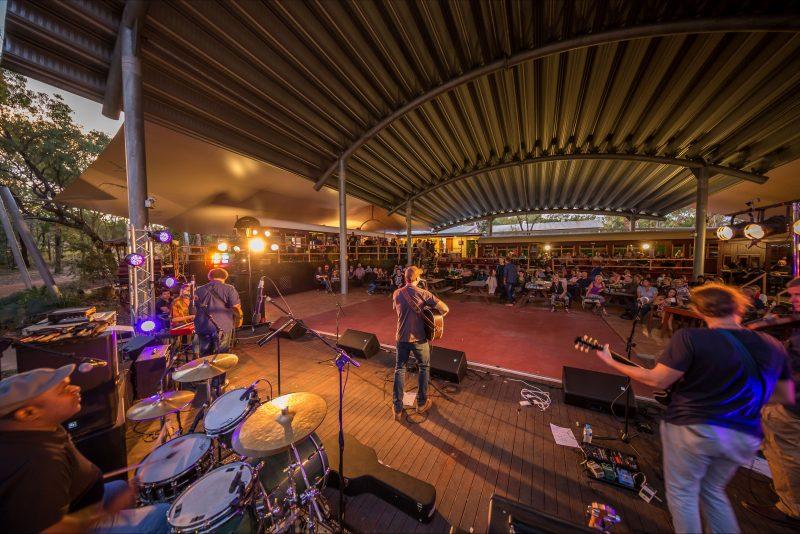 Rock & Blues at Undara