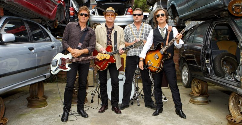 Hoodoo Gurus Broadwater Parklands for Under The Southern Stars Gold Coast Jan 2019