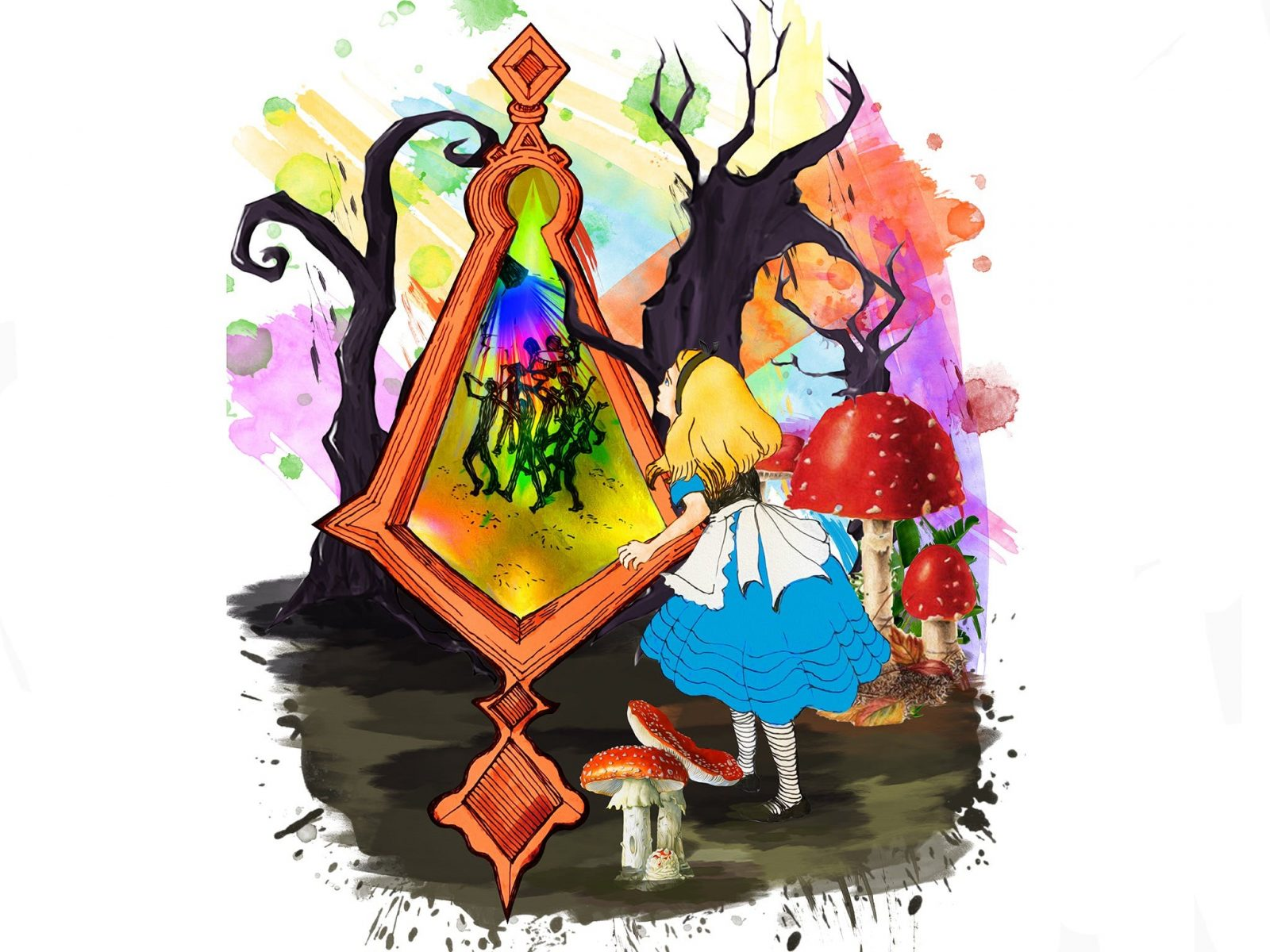 UQBB Alice In Wonderland
