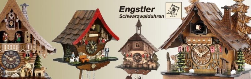 German Cuckoo Clock Nest