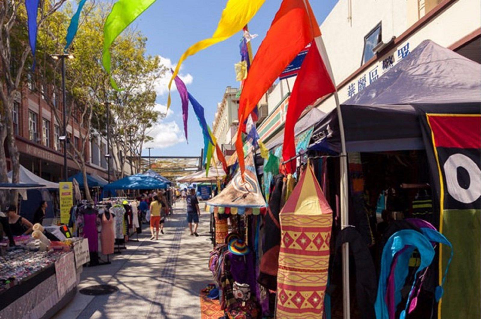 Brisbane Valley Markets