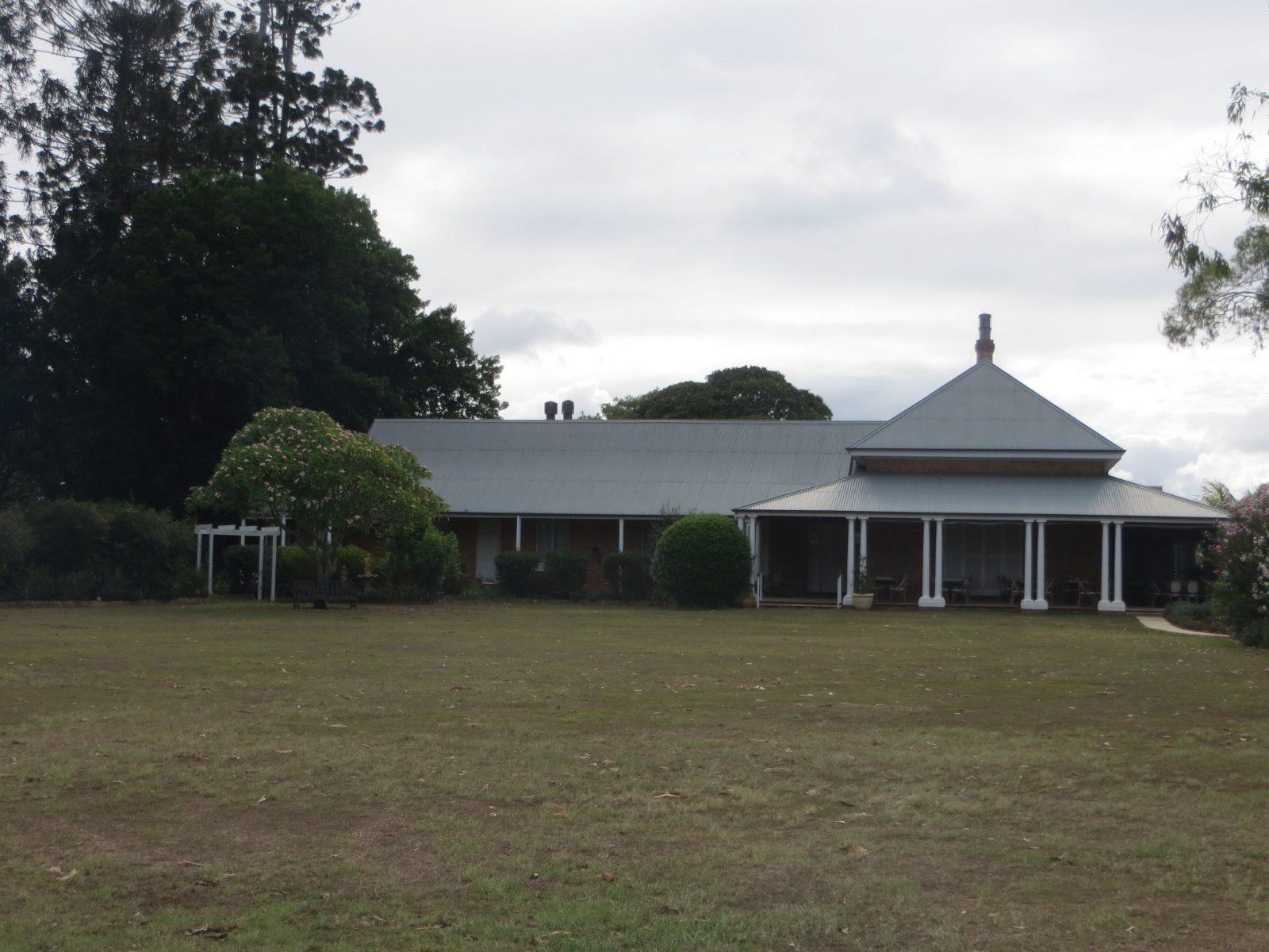 View of Historic Ormiston House