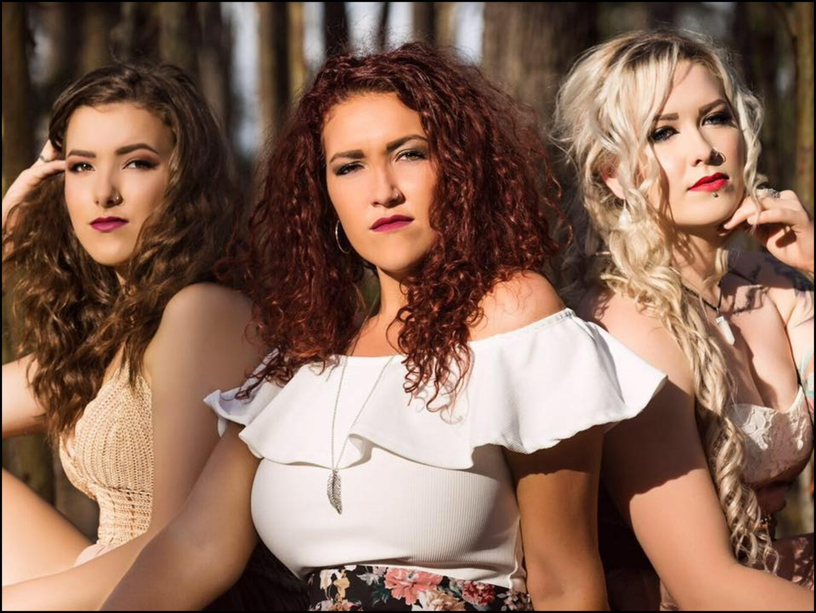 Live Entertainment The Waves Sports Club Vixens of Fall