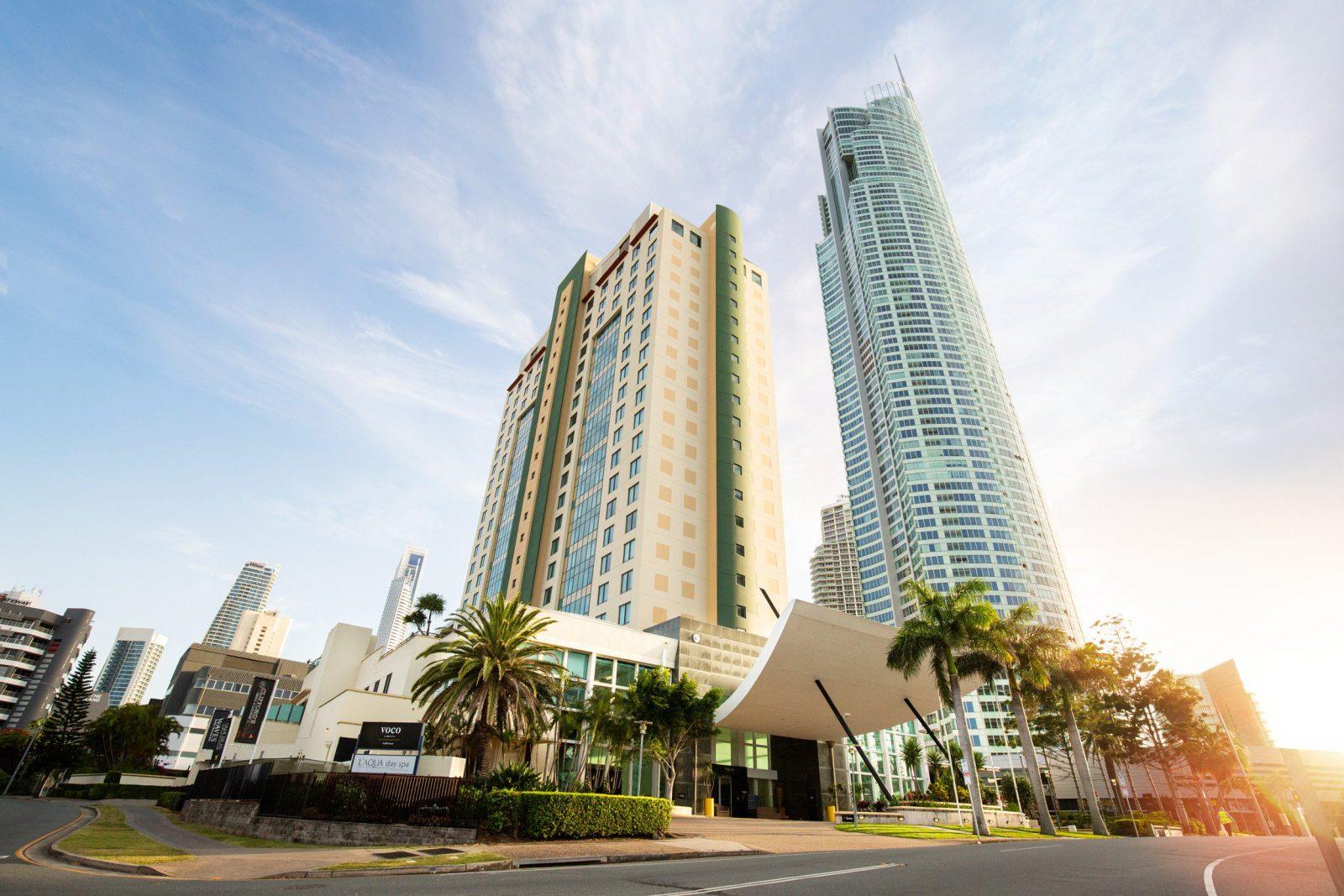 voco Gold Coast hotel exterior