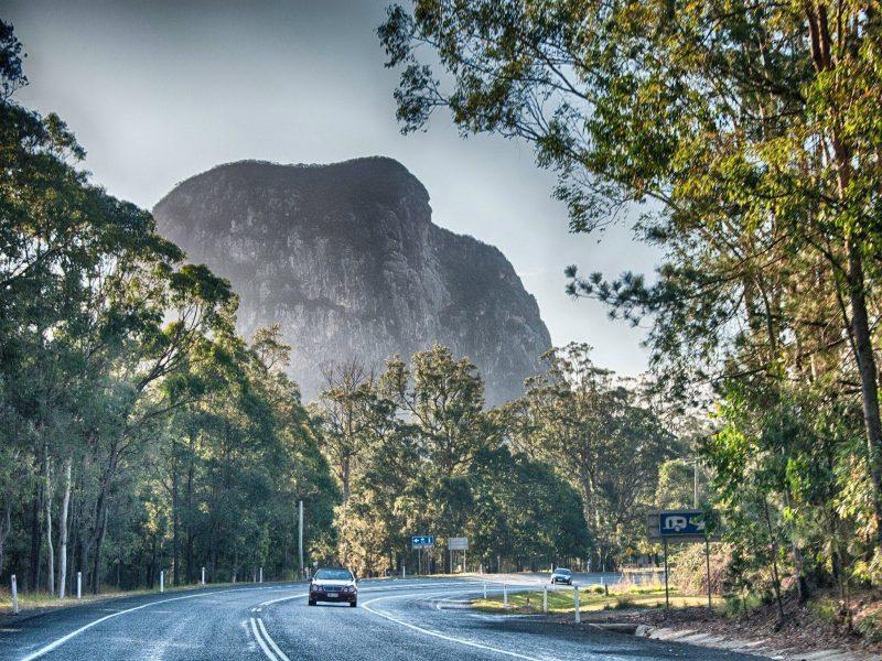 Road trips in Sunshine Coast
