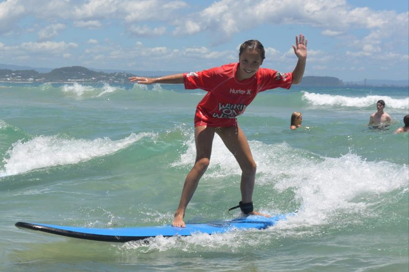 Enjoy your learn to surf with them in Coolangatta