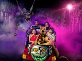 Scooby Doo Spooky Coaster
