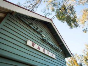 Warra Station