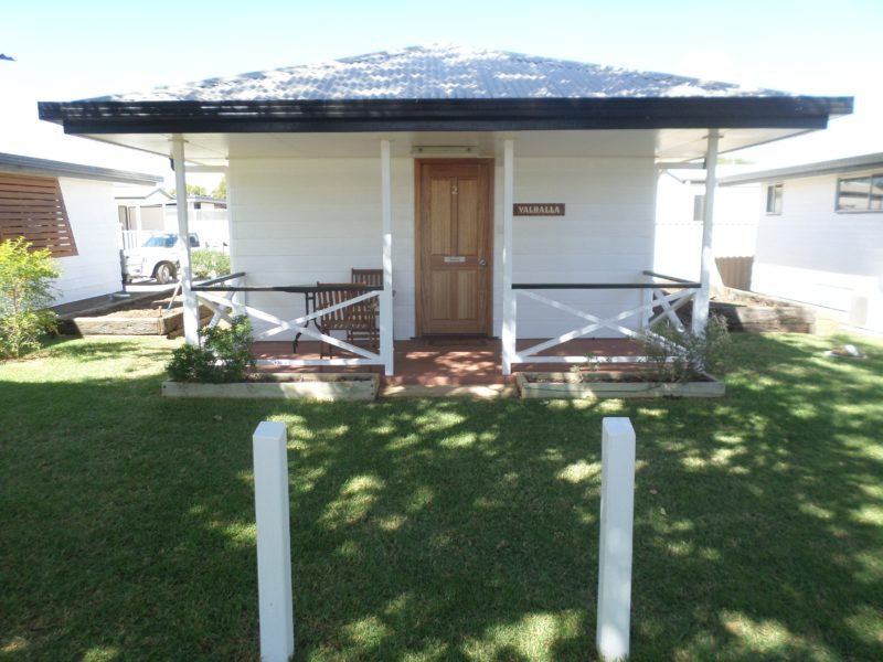 Cabin Accommodation at Warrego Hotel Cunnamulla Queensland