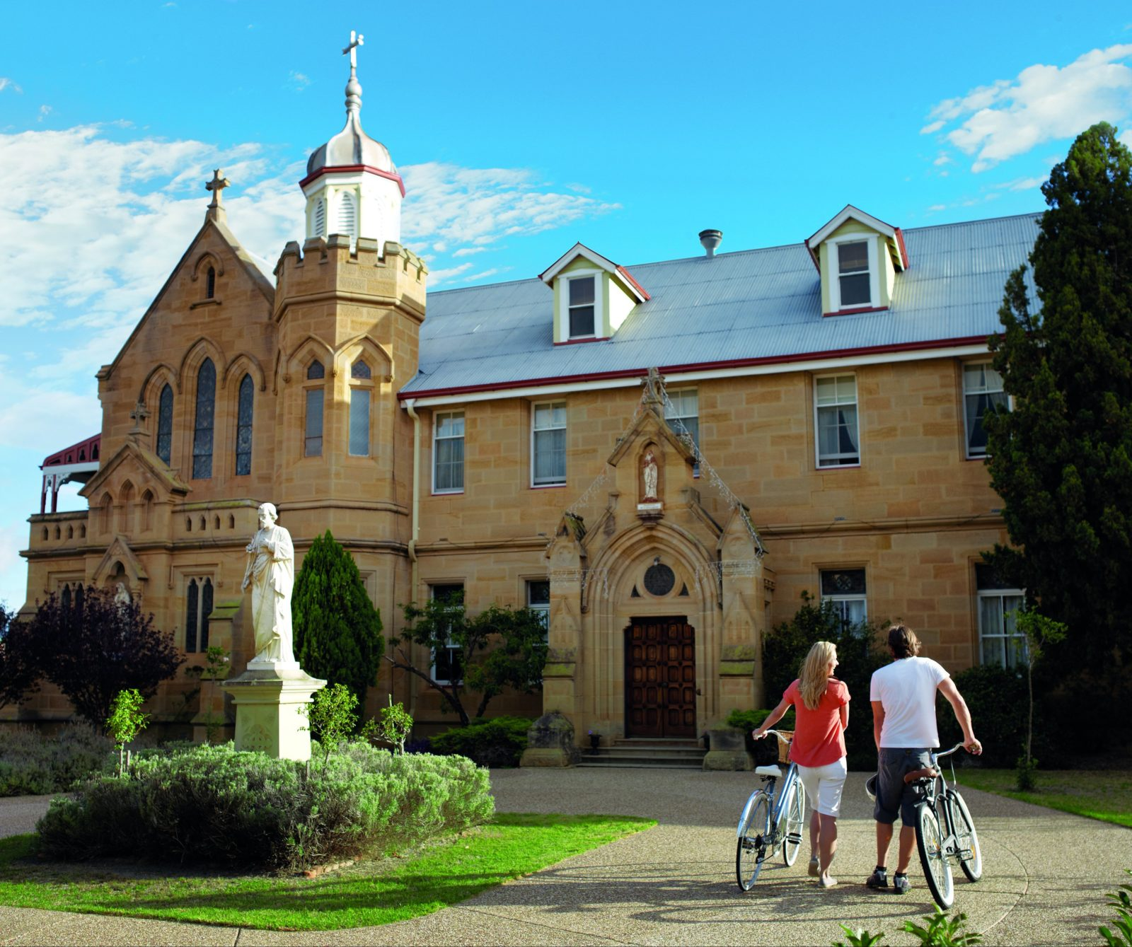 Abbey of the Roses, Warwick