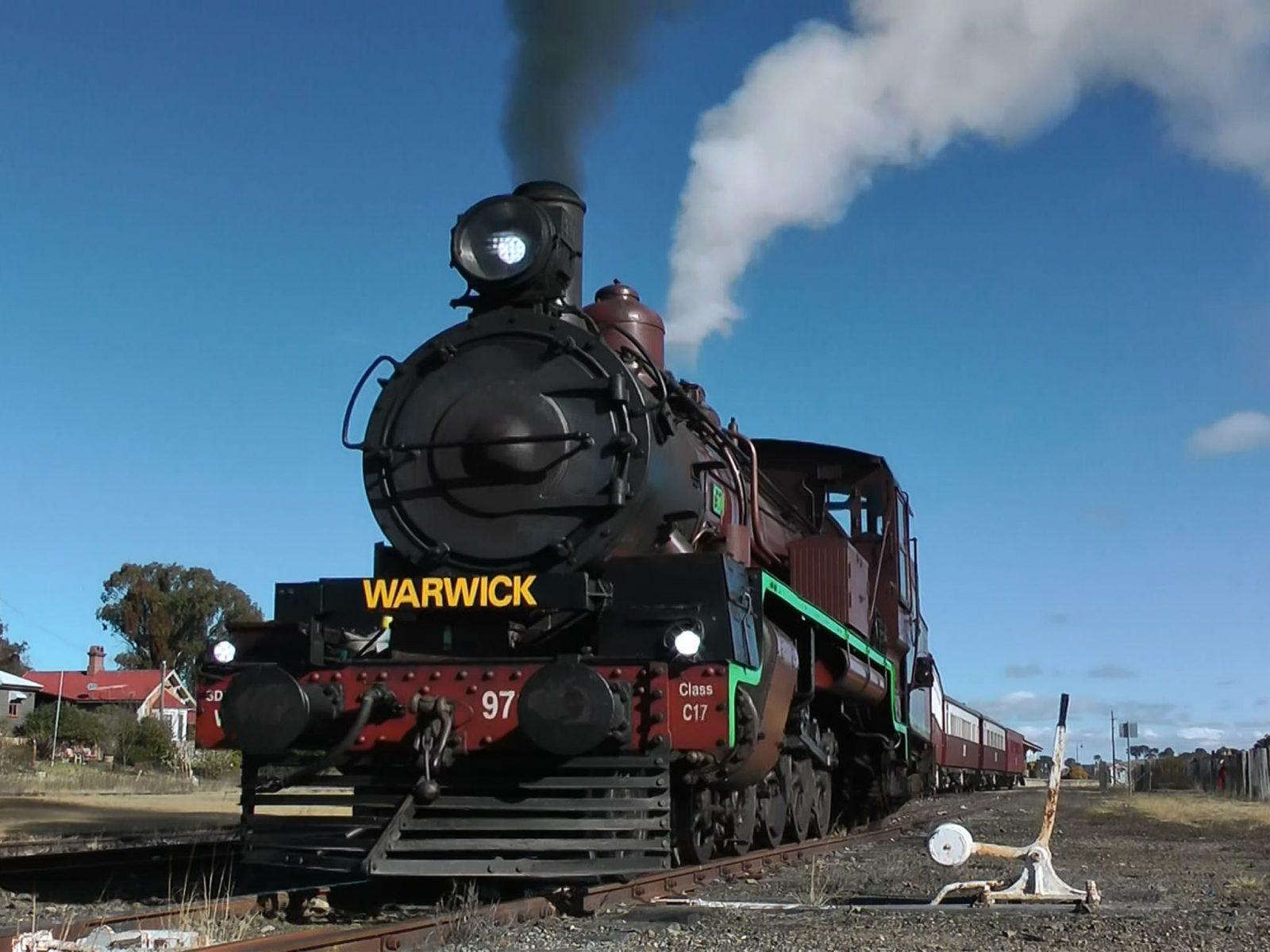 back to Warwick