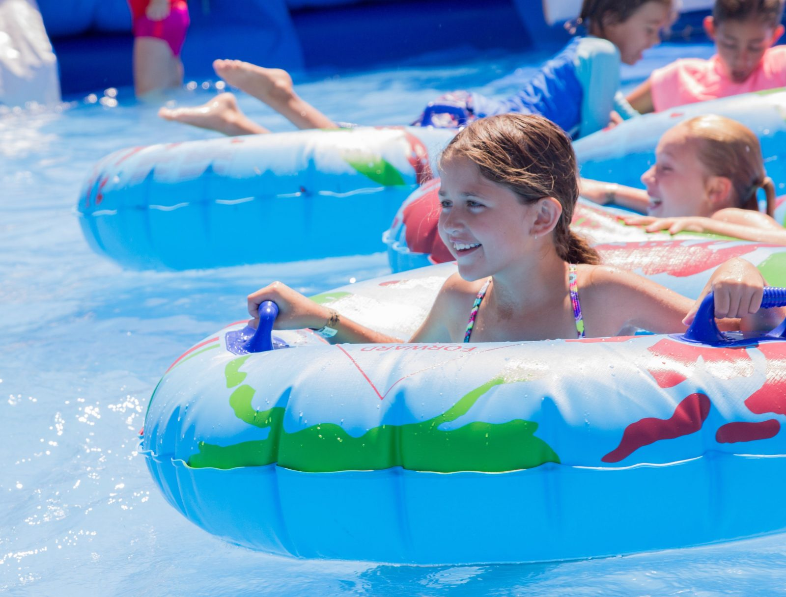 Come have a splash at Waterworld Central today!