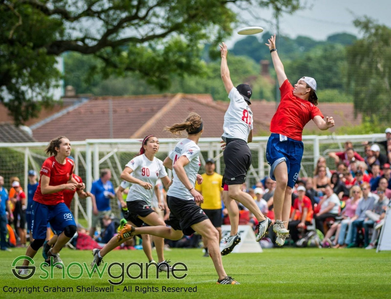 WMUC 2020 will attract over 1000 of the Worlds best Ultimate players.