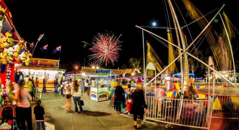 Reef Festival carnival