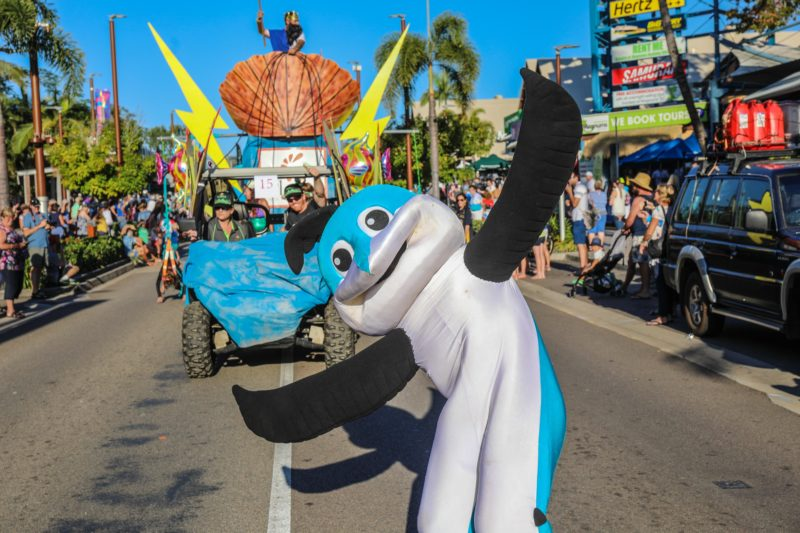 Rotary Street Parade
