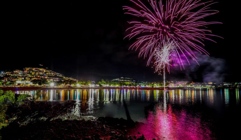 Reef Festival Fireworks
